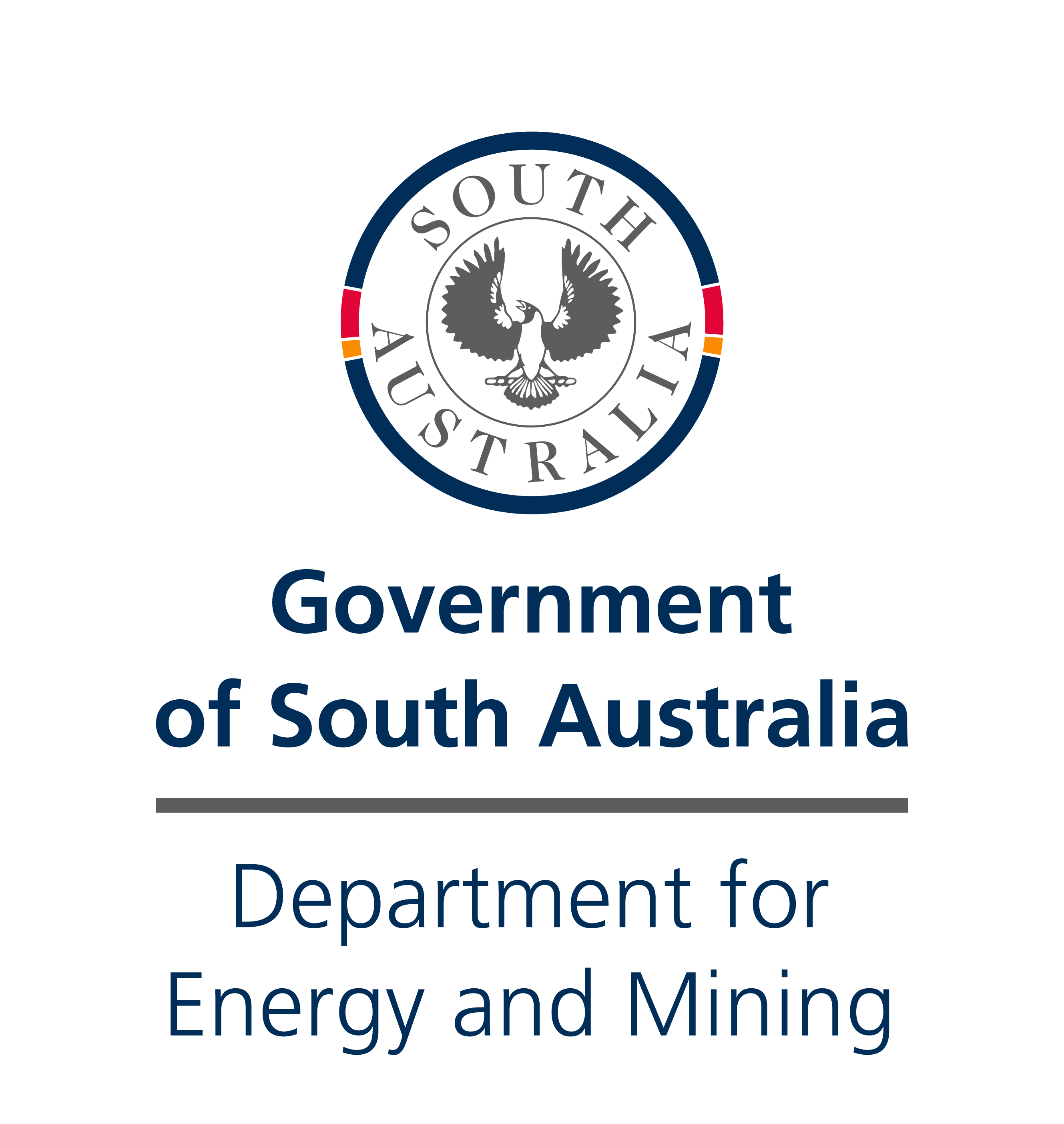 Department for Energy and Mining - Logo